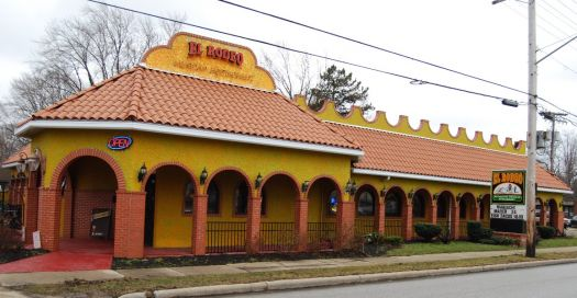El Rodeo Mexican Restaurant Contact Us